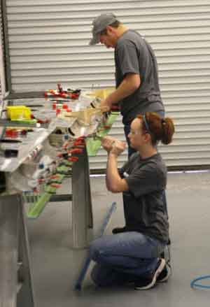 High School Students Build Two Glasair Sportsman Aircraft in