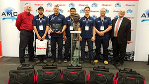 "Alaska Airlines Team Seattle wins 2016 William F. ""Bill"" O'Brien Award for Excellence in Aircraft Maintenance"