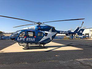 Metro Aviation Delivers 145e to Hartford Hospital LIFE STAR