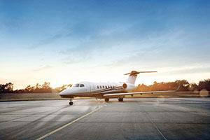 Cessna Citation Longitude Headlines Textron Aviation EBACE 2017 Product Display