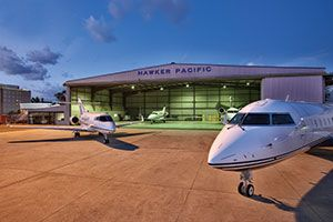 Jet Aviation to Acquire Hawker Pacific