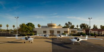 CALSTART Announces Nation's First Production Electric Aircraft Take Flight