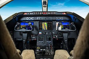 SUN-AIR of Scandinavia A/S, Franchisee of British Airways, Selects G5000 Integrated Flight Deck