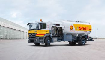 Shell Aviation Introduces Industry-First Electric Pump Jet Refueller