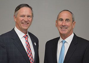 David Davenport and Ray Johns Named Co-CEOs of FlightSafety International