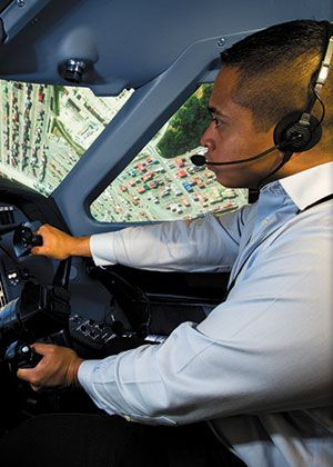 FlightSafety Introduces Gulfstream GIV Advanced Upset Prevention and Recovery Training