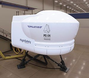 FlightSafety Expands Pilatus PC-24 Training to Paris, France