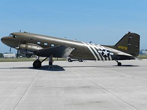 Sherwin‐Williams Aerospace Coatings Supports Yankee Air Museum's C‐47 Restoration for 1st Air Commando Group