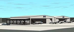 Baker Aviation Breaks Ground on New Facility to Centralize Operations in Fort Worth