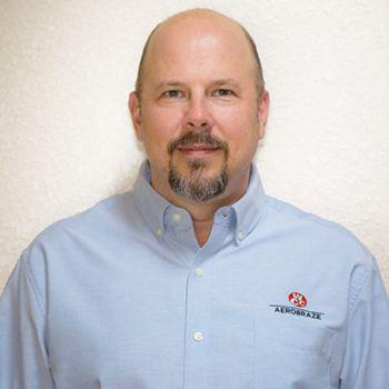 Wall Colmonoy Aerobraze OKC Announces Jim Lockbaum, Business Development Manager, Nicrocraft™ Aircraft Exhaust Systems