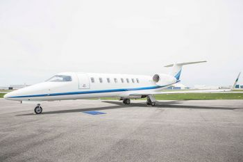 Satcom Direct Supports Skyservice to Generate First STC for SD Data Link Unit Upgrade for Learjet 45