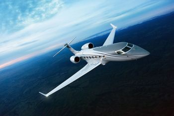 Gulfstream G500 Earns Innovation Award for Setting New Safety Standards