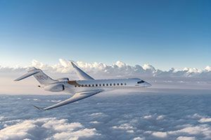 LBAS Receives EASA Part 145 Line Maintenance Approval for Bombardier Global 7500 Aircraft