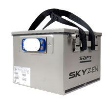 Saft New Skyzen™ Batteries Double Maintenance Intervals for the Airbus A320 Aircraft Family