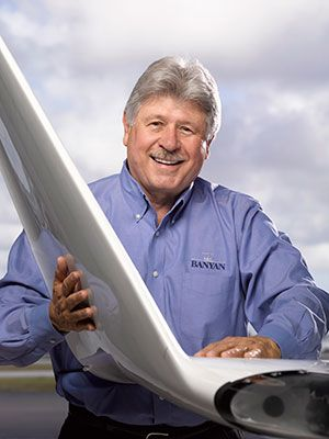NATA Award Celebrates Don Campion, A Leader in Aviation Business and Community Outreach