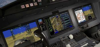 Nextant Aerospace Inducts 15th Pro Line Fusion® 604XT Aircraft for Flight Deck Upgrade