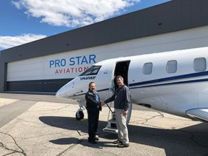 Pro Star Aviation Connects a PC-24 with Gogo AVANCE L5