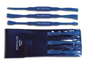 Brown Aviation Tool Supply Introduces Three-Piece Ergonomic Sealant Spatula Kit
