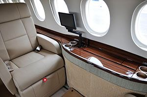 Flying Colours Corp. Makes It A Dozen as Reconfigured Falcon 2000LXS Delivered to Long-time Client