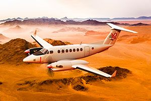 Blackhawk Announces New XR Upgrade Kit for the King Air 350 Series