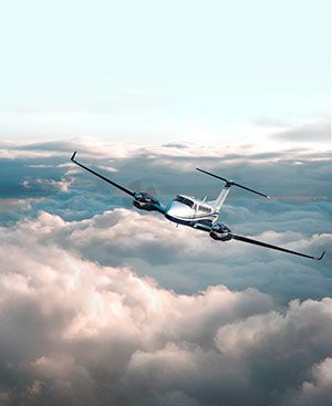Introducing the Beechcraft King Air 360,the New Flagship of the Turboprop Family