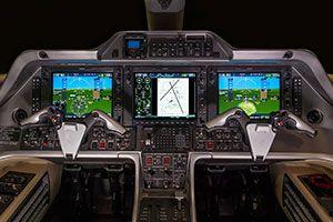 Pro Star Aviation Upgrades Phenom 300 with Garmin G1000 NXi and GWX 75 Radar