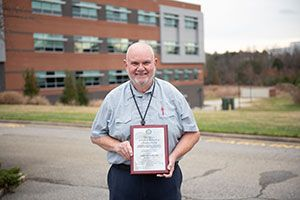 GTCC Aviation Instructor Honored with FAA Award