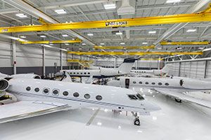 Gulfstream Customer Support Reflects on Notable Year