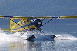 Baldwin Initiates Alaska Aviation Safety Exchange withAlaska Seaplanes Commuter Airline Leading the Way