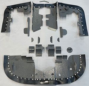 Airforms, Inc. Adds Baffle Kits for Cessna 120/140