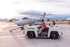 Clay Lacy Teams with World Fuel Services and World Energy to Offer Sustainable Aviation Fuel (SAF), Transitions Ground Support Vehicles to Renewable Diesel