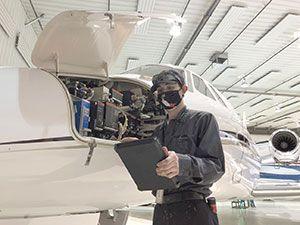 West Star Aviation Implements Corridor Go Via iPads to Untether Technicians and Improve Shop Floor Efficiency