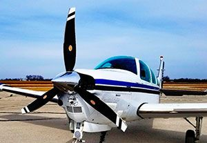 Hartzell 3-Blade Navigator Composite Prop STC Approved for Bonanza Fleet