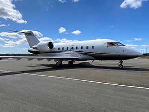 Flying Colours Corp. Installing First Ka-band System on Bombardier Challenger 604