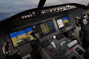 Pro Star Aviation Now Installing Collins Pro Line Fusion for Bombardier Challenger 604 Business Jets