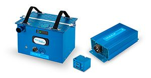 Pilatus PC-24 Certified with High-Power, Ultra-lightweight True Blue Power®Main Ship Batteries, DC-to-AC Inverters and USB Chargers