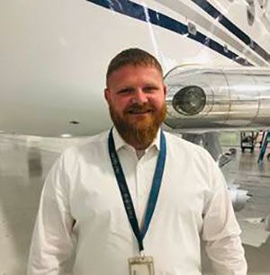 West Star Aviation Promotes Chris Landry to Project Manager at CHA