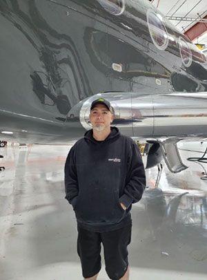 West Star Aviation Promotes James Davis to Gulfstream Supervisor at ALN