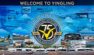Yingling Aviation Celebrates 75 Years with Further Expansion