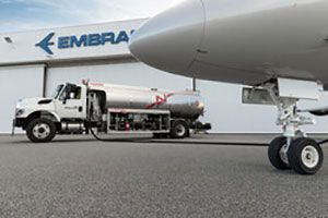 Embraer and AvFuel Collaborate to Bring Neste MY SAF to MLB Airport