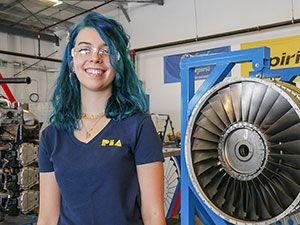 Maryland Student Recognized with Mike Rowe Scholarship