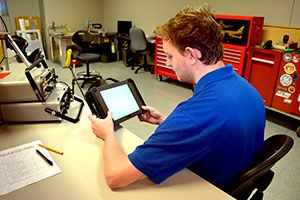 Texas State Technical College Chooses T-RX Avionics Tester