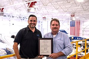 Pro Star Aviation Achieves FAA Class IV Rating