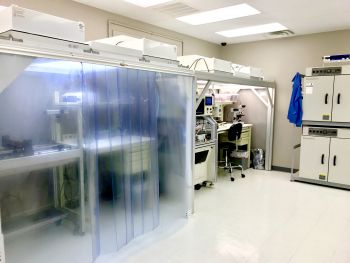 Millenium International Class 100 Clean Room