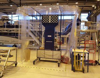 Shop-Pro Equipment's Mobile Work Station