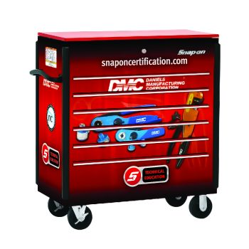 Snap-on DMC Electrical Termination Certification