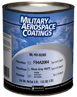 Sherwin-Williams Aerospace Next Generation Military Aerospace Coatings