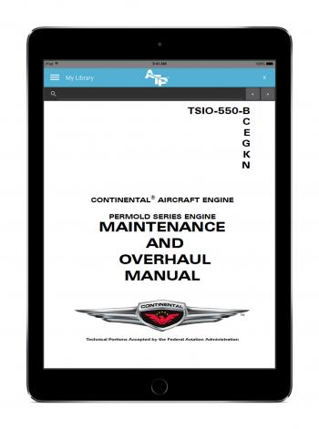 ATP Announces Partnership With Continental Motors Enabling Maintenance Providers to Streamline Technical Information Management