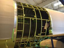 West Star Aviation Performing Major Repair on Gulfstream G200 Aircraft