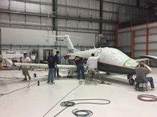Eclipse Aerospace Flying High with SKYscapes™ GA Exterior Coating System from Sherwin-Williams